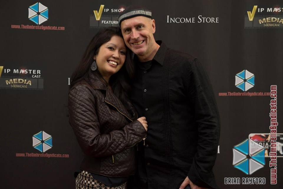 Maria Ngo and Ray DuGray | VIP Showcase