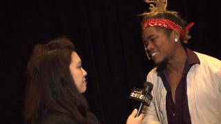 Brian King Joseph (showcase) with Maria Ngo | SuccessShowcase.com