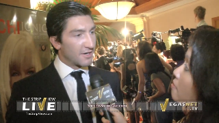 Evan Lysacek (showcase) with Maria Ngo | SuccessShowcase.com