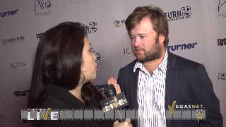 Haley Joel Osment (showcase)  with Maria Ngo | SuccessShowcase.com
