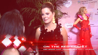 Marcia Gay Harden (showcase) with Maria Ngo | SuccessShowcase.com