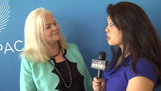 Sharon Lechter (showcase) with Maria Ngo | SuccessShowcase.com