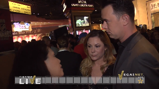 Colin Hanks (showcase) with Maria Ngo | SuccessShowcase.com