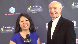 Werner Berger (showcase) with Maria Ngo | SuccessShowcase.com