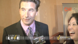 William Baldwin (showcase) with Maria Ngo | SuccessShowcase.com
