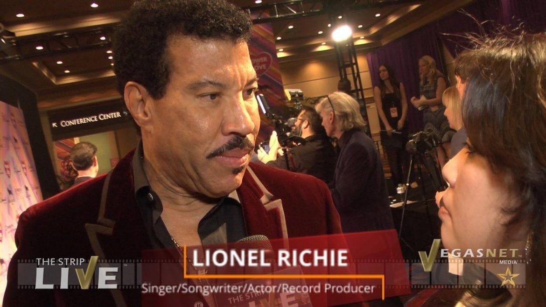 Lionel Richie (showcase
