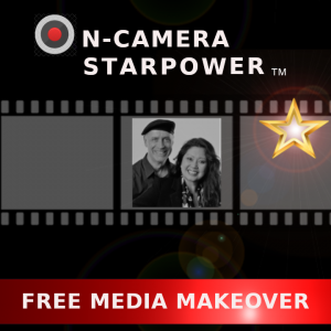 On-Camera Media Makeover | VipShowcase.com