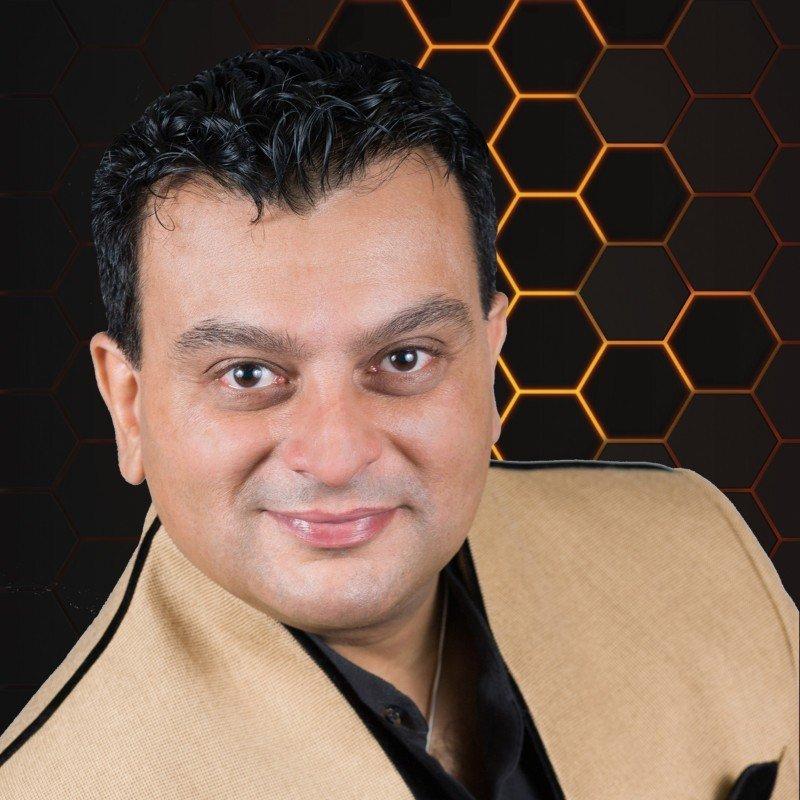 Beejel Parmar | VIPmediaMastery.com