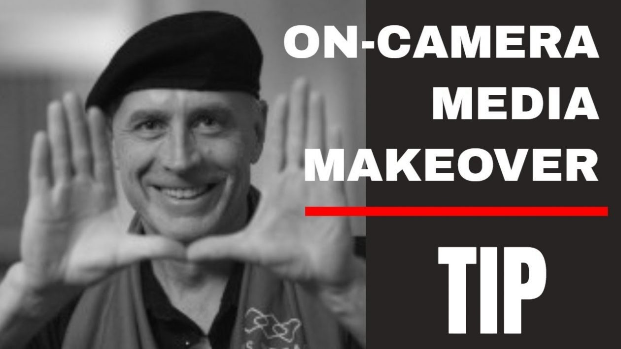 ON-CAMERA MEDIA MAKEOVER | VIPmediaMakeover.com